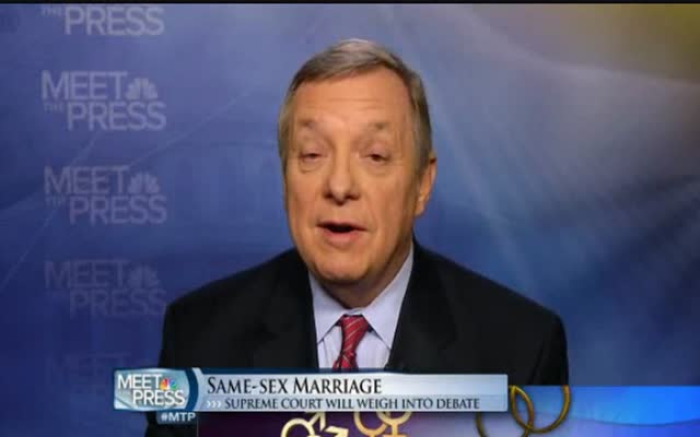 Meet the Press – SCOTUS and Same-Sex Marriage Decision