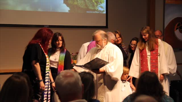 Ordination Sevice Part Three