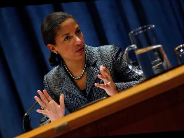 3ChicsPolitico-Ambassador Susan Rice