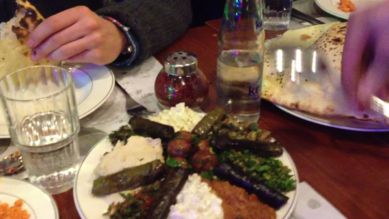 meze istanbul