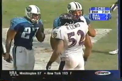 2000 AFC Ravens v Titans