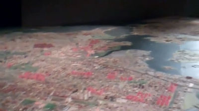 The Panorama of the City of New York@Queens Museum of Arts