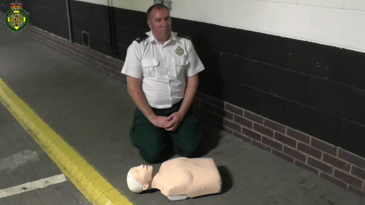 Matt Ward CPR