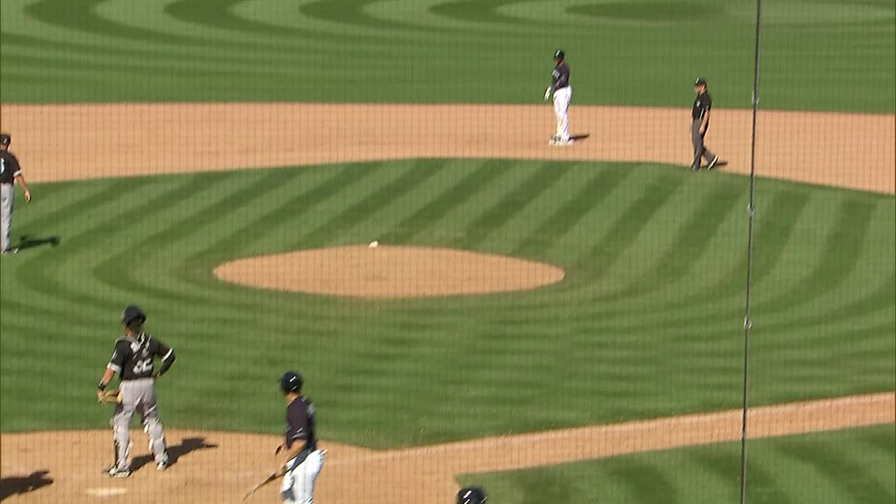 Cano Three-Run Double