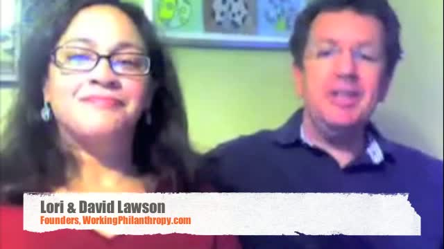 David &amp; Lori Lawson Interview