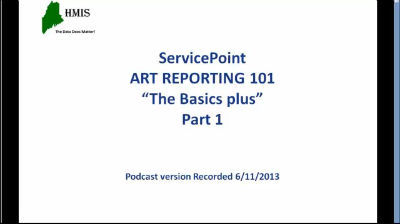 Reporting Basics101_PodCastPart 1 Final