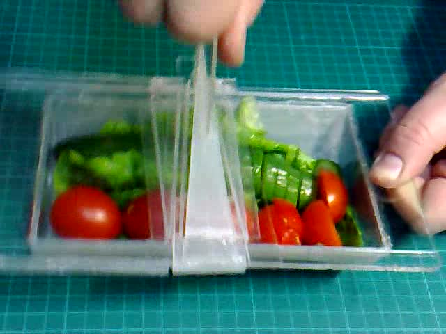 Always Fresh Salad Packaging