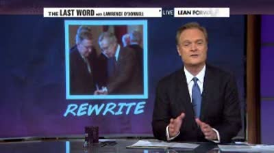 msnbc tv  Rewriting the idea of a do-nothing Senate