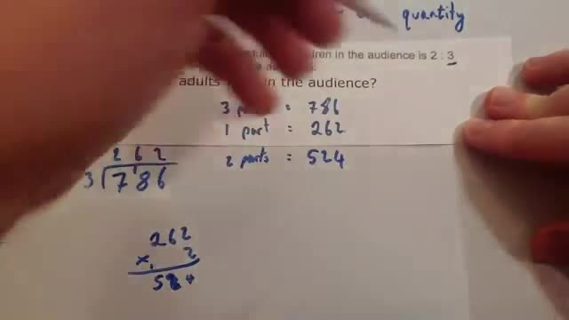Ratio When Given One Quantity – Corbettmaths