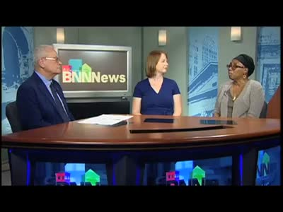BNN News Interviews Boston Busing Desegregation Project