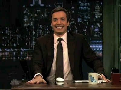 2009: The Year of Jimmy Fallon