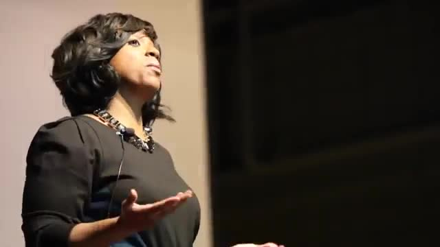 ▶ Dare to Be Yourself, Tell YOUR Story_ Ayanna Pressley at TEDxRoxburyWomen – YouTube [360p]
