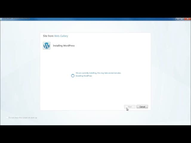 WordPress_Screencast_2