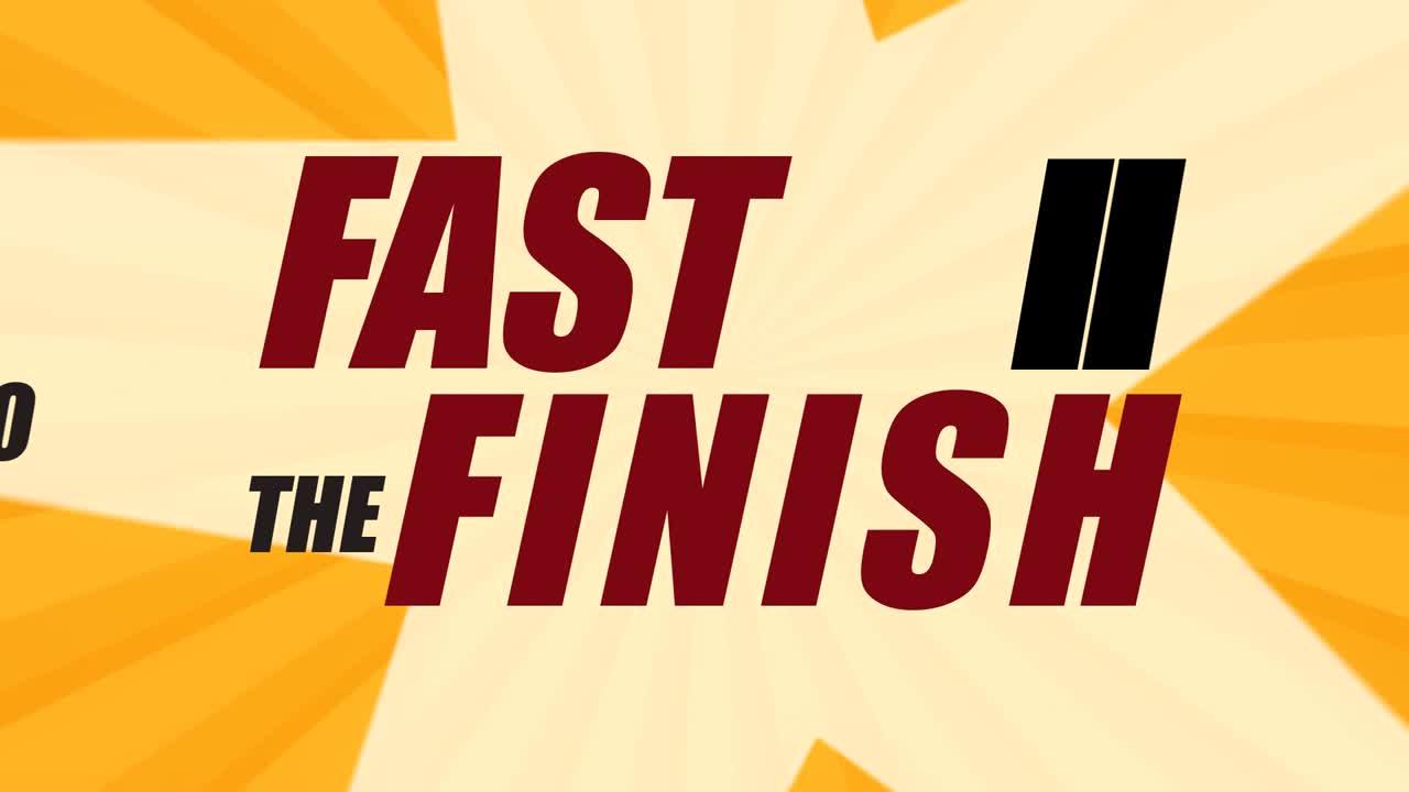 Fast to the Finish – V1 – GA Northwestern – 1920