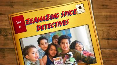 ZeAmaZing Spice Detectives