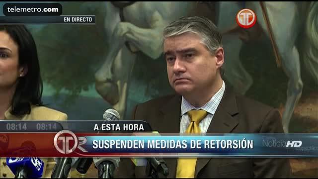 COLOMBIA RETIRA A PANAMÁ DE LISTA