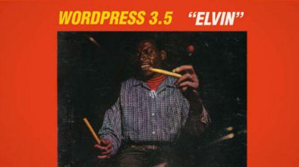 Introducing WordPress 3.5