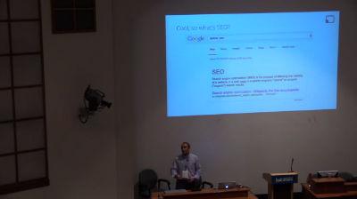 Arsham Mirshah: WordPress and SEO: The Technical Side
