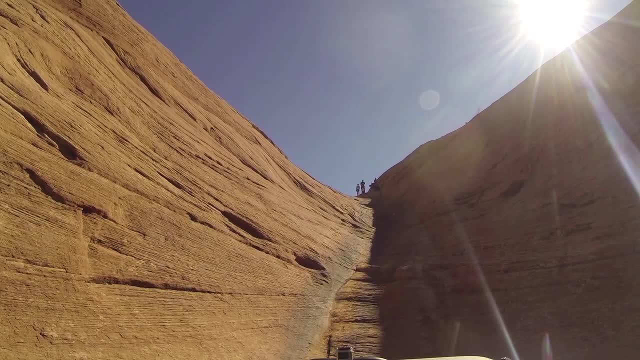 Moab Pilgrimage