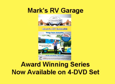 Mark's RV Garage on DVD