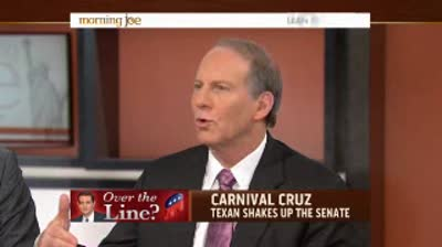 Morning Joe  Burning the village down  Is Ted Cruzs style helpful to the GOP