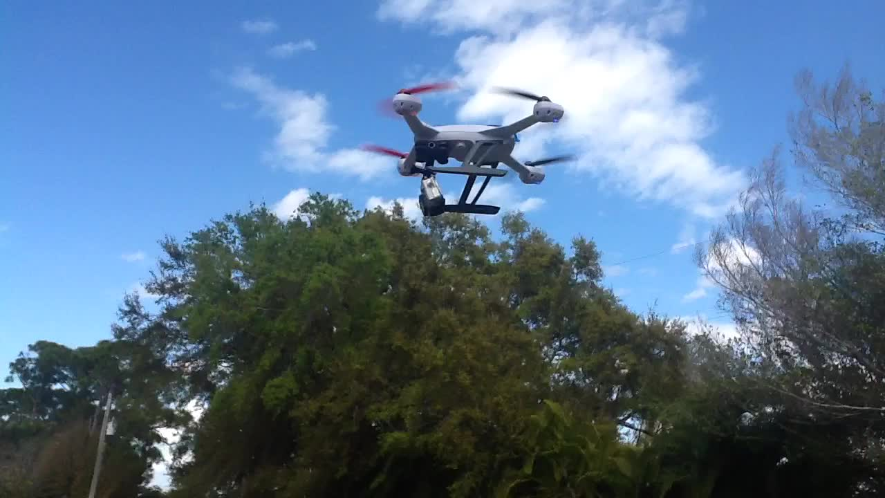 Drones To Fly Above Construction Projects