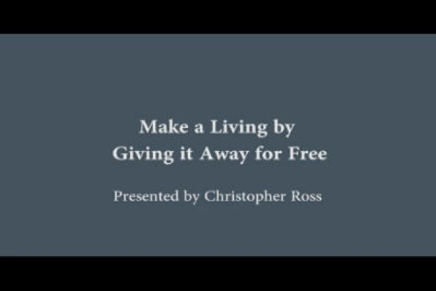 wcto make a living by giving it away for free 1 scruberthumbnail 0 3 WordPress videos from my own WordCamp events