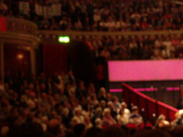 First Interruption of IPO at RAH on 1.9.11: www.richardmillett.wordpress.com