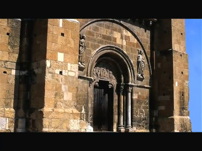 San Isidoro de León (with commentary) for Mobile Devices