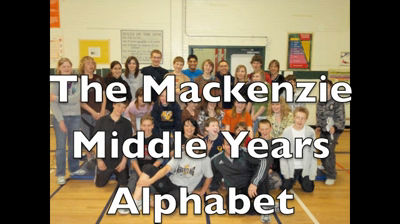 Overview – The Middle Years Alphabet