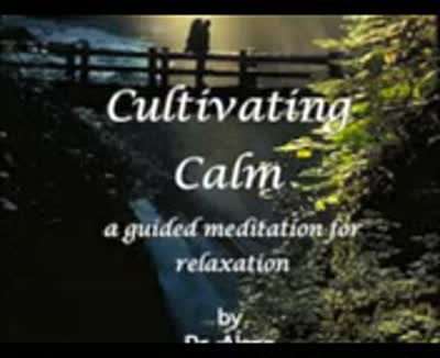 Cultivating Calm 1 Medium