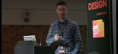 Power your design with WordPress – Ian Stewart