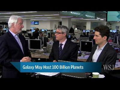 Billions of Planets