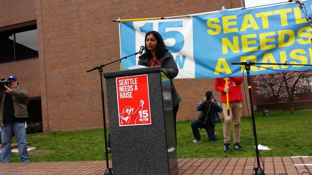 Kshama Sawant speaks March 15 part 3