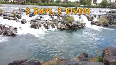 3 Days, 3 Rivers