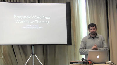Kevin Dees- Pragmatic WordPress WorkFlow, Building Websites with WordPress.m4v