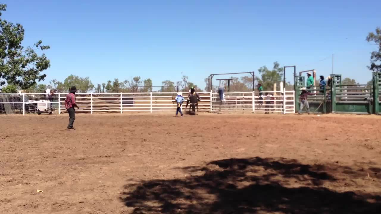 Borroloola Rodeo