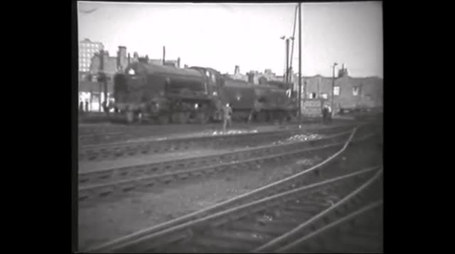 Nine Elms 1960s (copyright Southern Films)