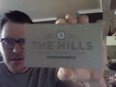 THE HILLS  VIDEO UPDATE  4.12.12