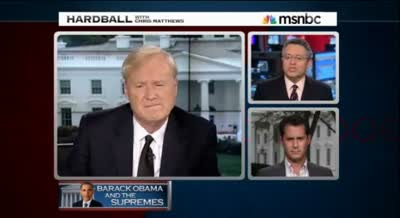 HARDBALL SUPREME COURT 10-01-12