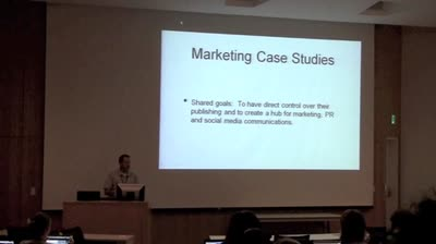 Publisher: Scott Shorter: KC WordPress Case Studies: Marketing That&#8217;s More Efficient &amp; More Effective