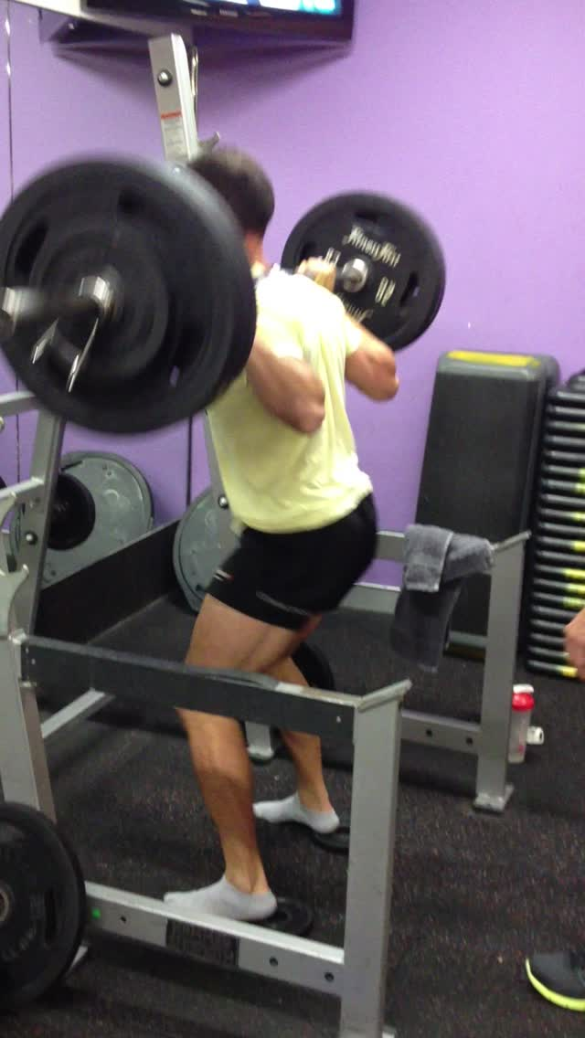 150kg squat for 2