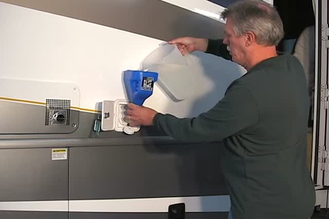 How To Sanitize your RV Fresh Water System