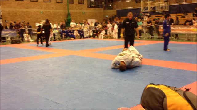 Jacek Krawczyk &#8211; White Belt &#8211; Final &#8211; Middle Heavy