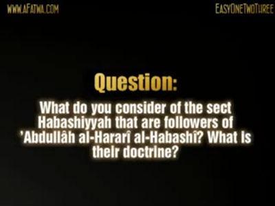 Shaykh al-Fawzân about Ahbâsh and Abdullâh al-Habashî (AICP, Habashis) – aFatwa.com