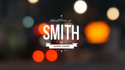 WordPress3-9-Smith