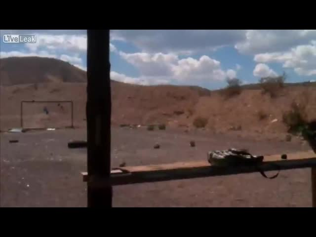 LiveLeak.com – 3D printed semi-automatic pistol (Ruger Charger) test fire_640x480_MP4