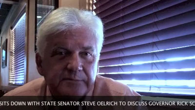 Senator Oelrich speaks out about Governor Scott's investigation