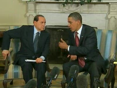 Obama spiega il ruolo di Berlusconi per gli USA