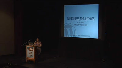 Betsy Cohen: WordPress for Authors